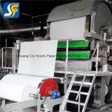El tejido facial que hace la máquina de papel higiénico/ Wc Jumbo Roll Precio