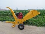 15 CV gasolina trituradora Shredder Shredder Jardín Wood Chipper