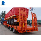 Schwerer Transport-niedriger Bett-Schlussteil mit 3 Welle 60ton zu 100 Tonnen für Verkauf