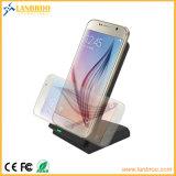 Зарядное устройство для беспроводной связи для iPhone 7/ 8/ Iphonex и Samsung быстрое беспроводное зарядное устройство