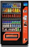 Bocado clásico y máquina expendedora de la bebida