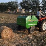 セリウムの販売のための公認の小型円形の干し草の梱包機の梱包装置