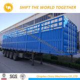 La Cina 4 assi una memoria di 80 tonnellate/del palo carico rimorchio semi