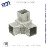 Brides en verre de moulage de précision d'acier inoxydable pour le matériel de construction