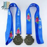 Nuova medaglia del premio di esecuzione del metallo di Commonweal del bronzo dell'oggetto d'antiquariato di disegno
