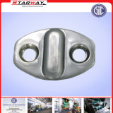Präzision CNC-heißes Folien-Andruckleiste-kaltes elektrisches Kontakt-tief gezeichnetes Edelstahl-Blatt-Metallplattenstempeln (Aluminium, Kupfer, Legierung)