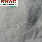 Пескоструйная обработка белого алюминия с плавким предохранителем стандарту FEPA зерна
