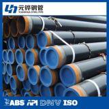 Gefäß des nahtlosen Stahl-273*13 für niedrigen und mittleren Druckkocher