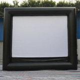 0.55mm lona de PVC inflável portátil TELA DO FILME