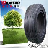 4.00-8 Petites pneu solide, chariot élévateur à fourche pneu 4.00X8avec 3.00/3,75 Rim