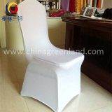 Ткань Peached молока полиэфира Spandex связанная волокном для тканья рубашки T. (GLLML488)