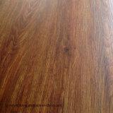 Cliquez sur le bois du système de revêtement de sol en vinyle de vente à chaud