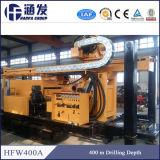 Plate-forme de forage montée par chenille de puits d'eau (HFW400A)