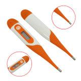 Термометр цифров изготовленный на заказ карманного гибкого мягкого конца OEM точный крытый клинический