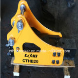 Sb20 45mmののみDiaのYc18-8掘削機のための油圧石のブレーカ