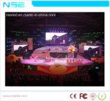 Visualizzazione di LED esterna di colore completo P6 con il comitato locativo del Governo