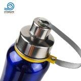 Desportos/viagens de isolamento por vácuo em aço inoxidável garrafa de água potável caneca