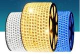 IP67 TIRA DE LEDS de 220V, 5630/5730/LED de 120m de tira flexible resistente al agua