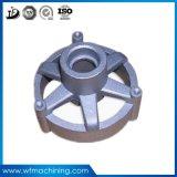 Ferro Ductile/cinzento do OEM/carcaça de areia de aço com serviço costeando do pó