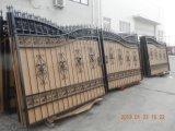 装飾用の錬鉄のゲートの製造業者を滑らせる振動