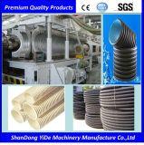 Boudineuse à vis simple de la Chine de diamètre de creux de mur de pipe énorme de spirale