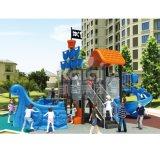 De hoge OpenluchtSpeelplaats van de Stijl van het Schip Qualitypirate voor de Parken van Kinderen