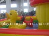 O prazer de diversões para crianças