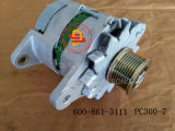 Komatsu Engine Part 600-861-3111 (PC300-7)를 위한 발전기