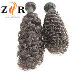 ブラジルの毛の織り方巻き毛様式の競争価格の販売のバージンの毛