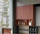 Cabinas de pared de la tarjeta/de la madera contrachapada de MDF/Particle para la cocina