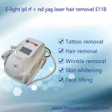 Macchina di vendita portatile di rimozione dei capelli di E11b migliore IPL rf Elight