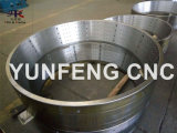 중국은 판매를 위한 타이어 형 CNC 기계장치를 분단했다