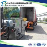 Flotación por aire disuelto (DAF) para el tratamiento de aguas residuales para eliminar las grasas y Sat, máquina de flotación por aire disuelto