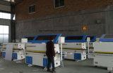 Machine de bordure foncée avec la machine de compresseur pour la production Company/Precintadora De Borde de meubles