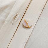 El lujo de color sólido, ropa de cama de algodón egipcio Q