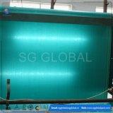 Commerce de gros traitement UV 90GSM PP tissés tissu plat