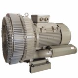 Регенеративный вентилятор с двойное лопастное колесо двойной ступени (520H36)