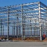 Costruzione d'acciaio prefabbricata modulare del ristorante di disegno moderno