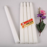 나이지리아 55g 비닐 봉투 포장 백색 플루트 초