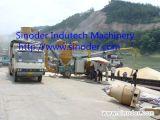 50t Feed Pellet Pneumatic Conveyor System, PVC Powder Pneumatic Conveyor