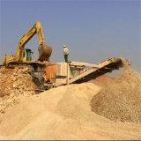 Последствия для мобильных ПК для дробления камней с дорожного строительства камня