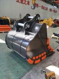Cubeta da rocha da máquina escavadora de Hitachi Ex200 1.2cbm