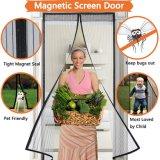 Portello di schermo magnetico con la tenda resistente della maglia