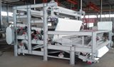 Prensas de filtro de cinturón Máquina de espesante Dewaterer Pulp / Sludge