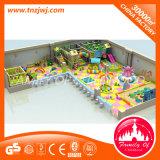 Strumentazione dell'interno del campo da giuoco dei materiali di Montessori dei bambini