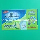 Reducir el manguito de PVC de etiqueta para el embalaje del vaso de agua mineral.