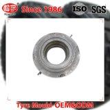 La forja de dos piezas de la mitad del molde y todos los sólidos de acero de molde de neumáticos para camiones pesados 10t