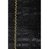 Barrera de malezas, tela tejida de polipropileno de control de malezas Mat, Suelo de plástico, tela cubierta de tierra de PP Gnew
