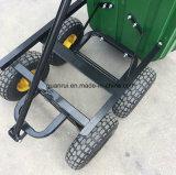 Transportador de Vagão de armazenamento de rolamento das rodas Barrow