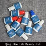 Un type plus intense colle durable de ciel, colle de prolonge de cil de vison/marque de distributeur adhésive de la Corée S de beauté de Lili